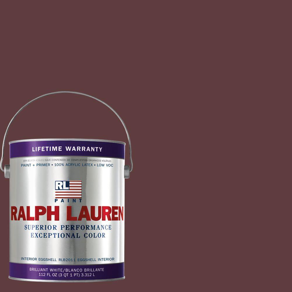 Ralph Lauren 1-gal. Kiln Red Eggshell Interior Paint