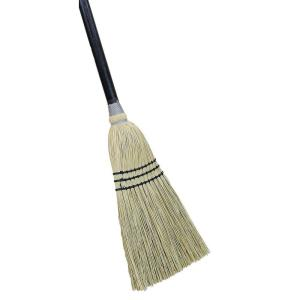 Quickie Lobby Corn Broom by Quickie