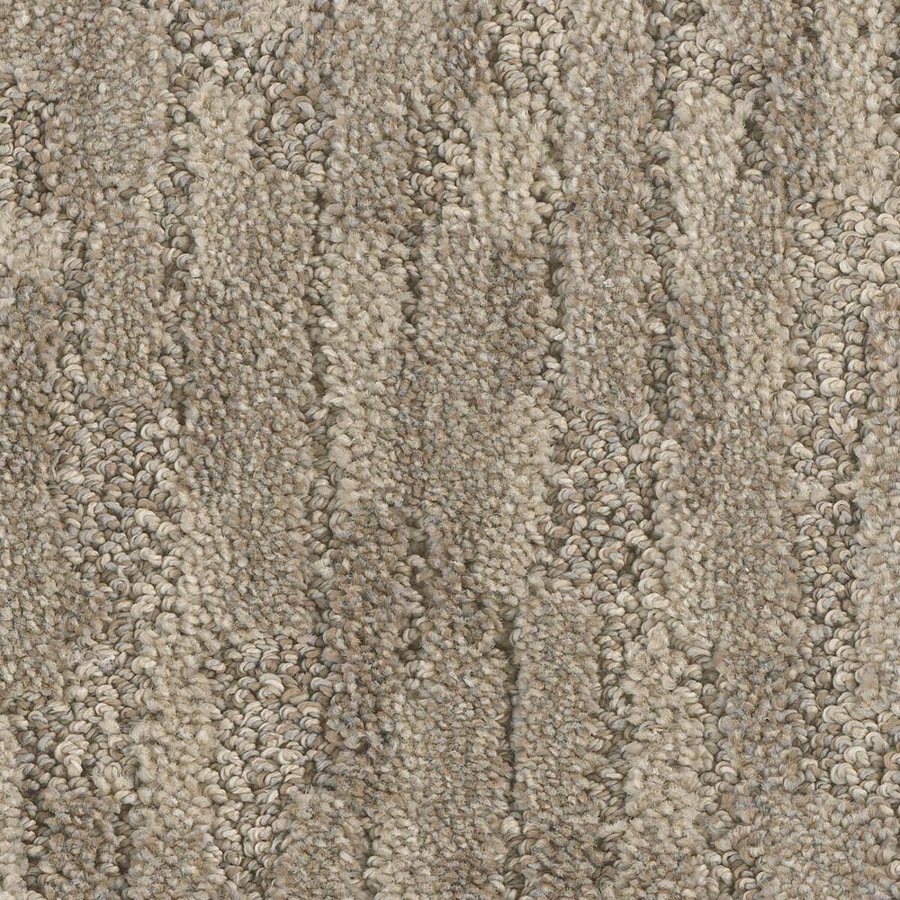 Carpet Sample - Top End - Color Orbit Pattern 8 in. x 8 in.