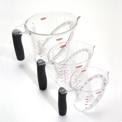 Good Grips 3-Piece Angled Measuring Cup Set