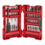 Milwaukee 45-Pieces Shockwave Impact Duty Steel Driver Bit Set