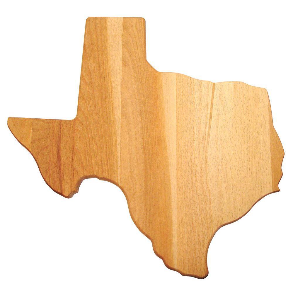 Wooden Reversible Cutting Board
