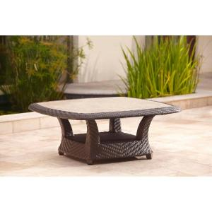 Brown Jordan Highland Patio Chat Table