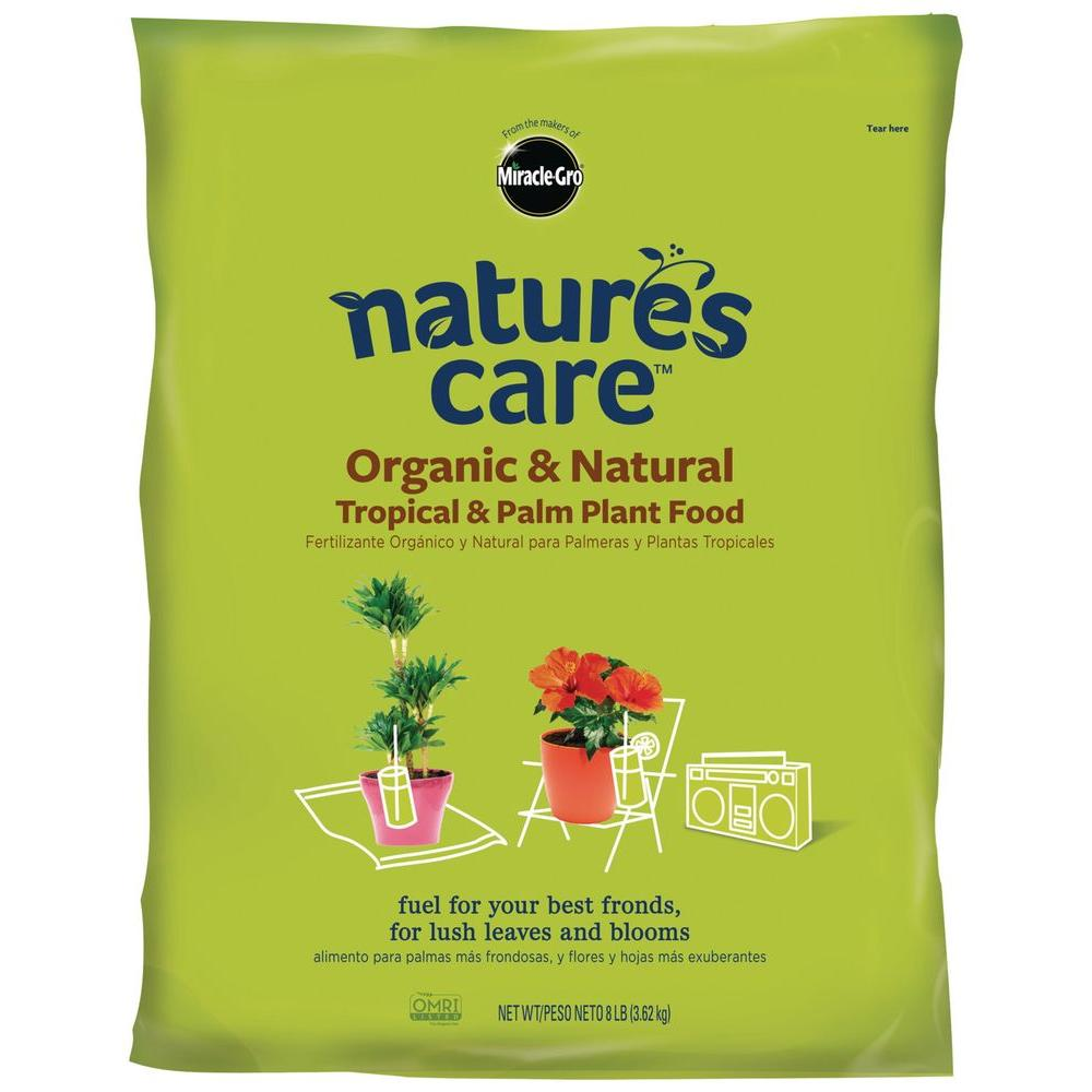 Nature S Care  Lb Tropical And Palm Plant Food
