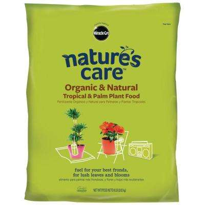 Nature's Care 8 lb. Tropical and Palm Plant Food