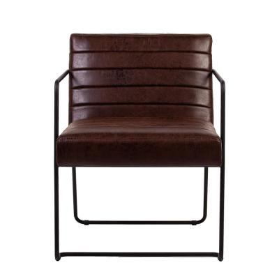 Sensational Southern Enterprises Brown Solid Accent Chairs Dailytribune Chair Design For Home Dailytribuneorg