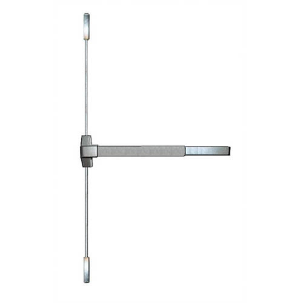 Long Fire Rated Crash Bar Vertical Surface Rod Exit Device in