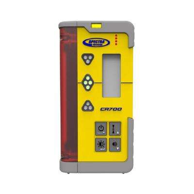 Rotary Combined Machine Control Laser Level Receiver