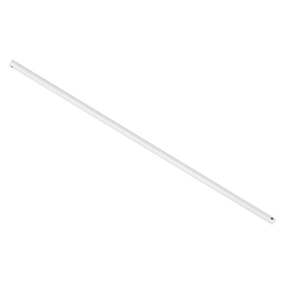 36-inch Renewed Lucci Air 210550360 1//2 Inch Diameter Downrod White