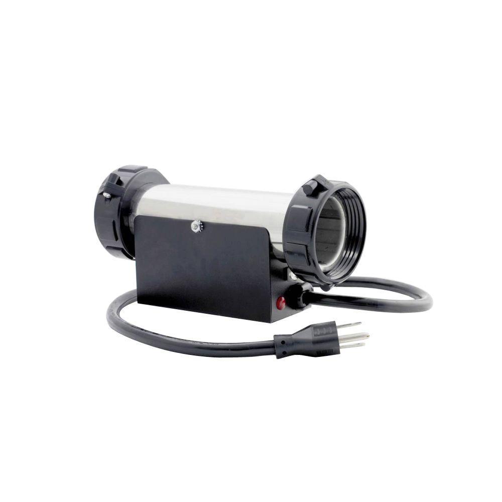 10 in. x 4 in. In-Line Heater for Whirlpool