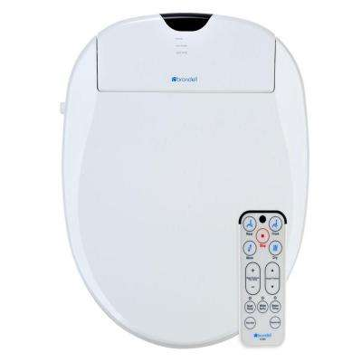 Swash 1000 Electric Bidet Seat for Elongated Toilet in White