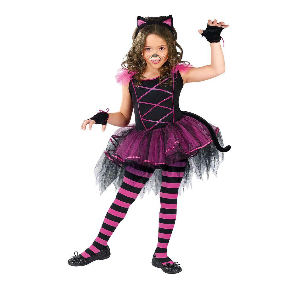 Fun World Girls Catarina Child Costume-FW114122_S - The Home Depot