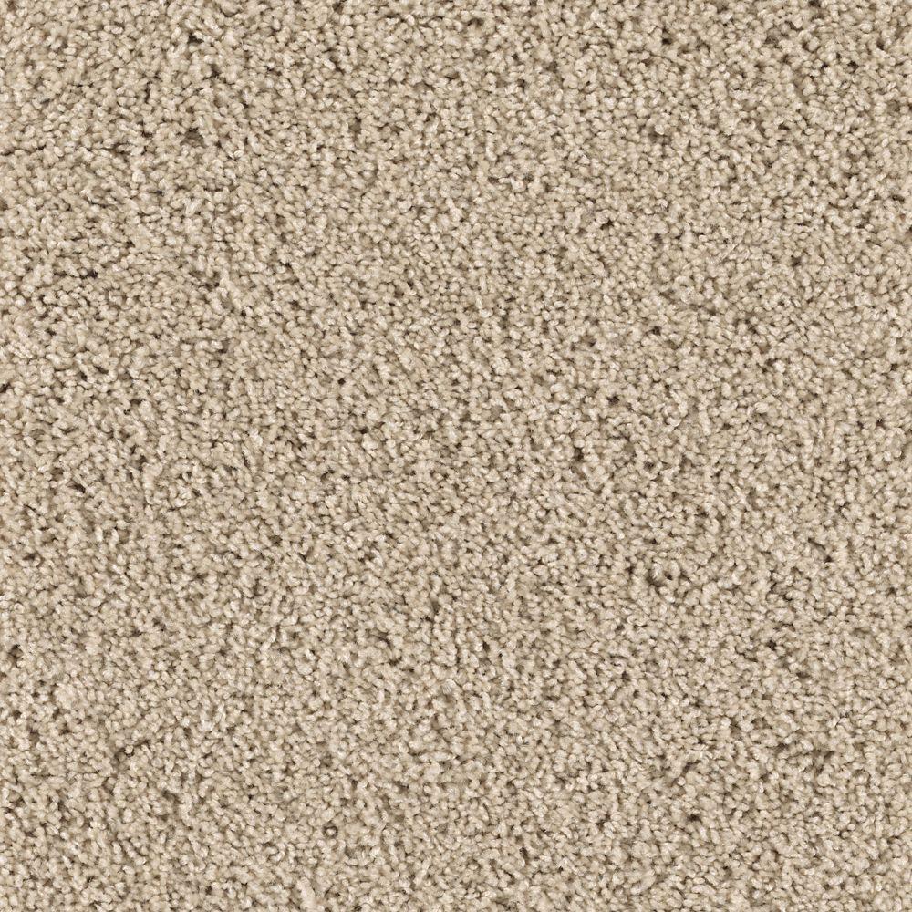 Ashcraft II - Color Nutria Texture 12 ft. Carpet
