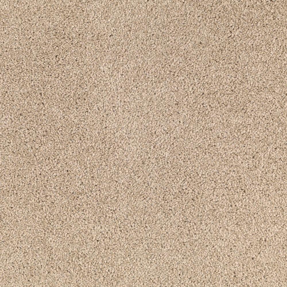 Platinum Plus Command Perf II - Color Wet Plaster 12 ft. Carpet