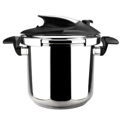 Nova 6.3 Qt. Stainless Steel Stovetop Pressure Cookers
