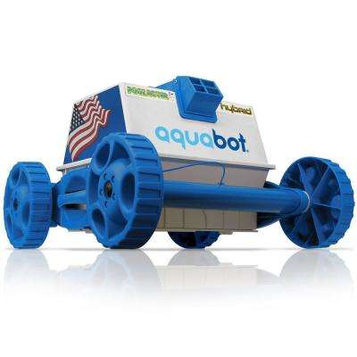 Aquabot Pool Rover Hybrid Above Ground Automatic Swimming Pool Cleaner : APRV