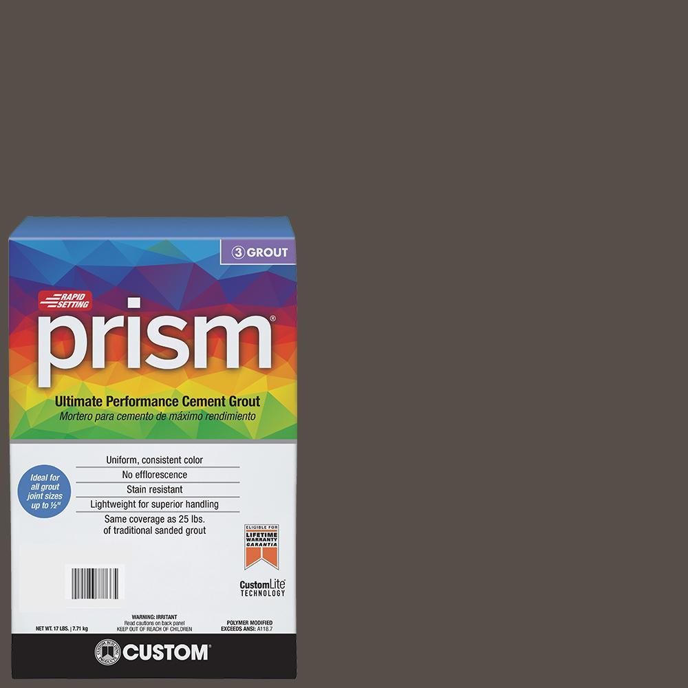 Prism #540 Truffle 17 lb. Grout