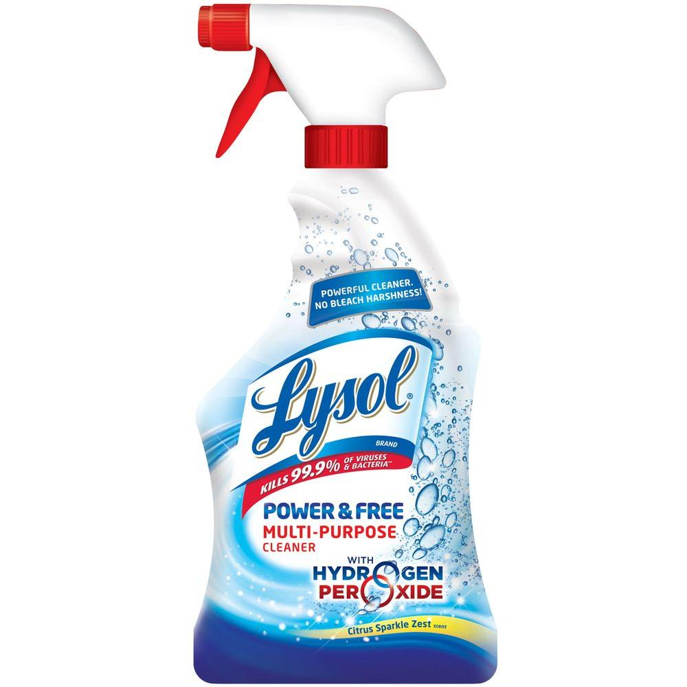 Lysol 32 oz. Citrus Power and Free Multi Cleaner