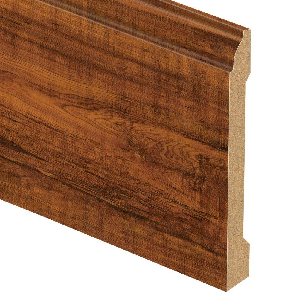 Zamma Perry Hickory 9 16 In Thick X 5 1 4 In Wide X 94