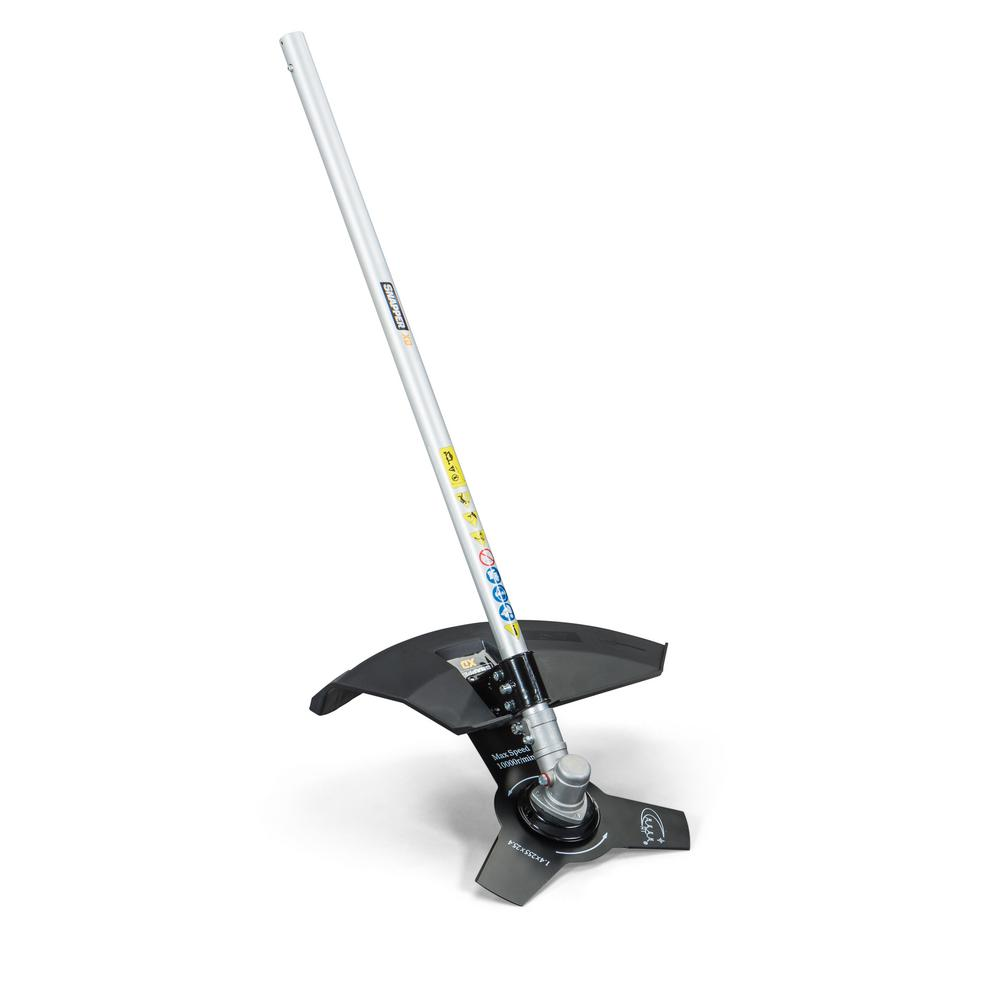 Snapper XD 82-Volt MAX Lithium-Ion Brush Cutter String Trimmer Attachment