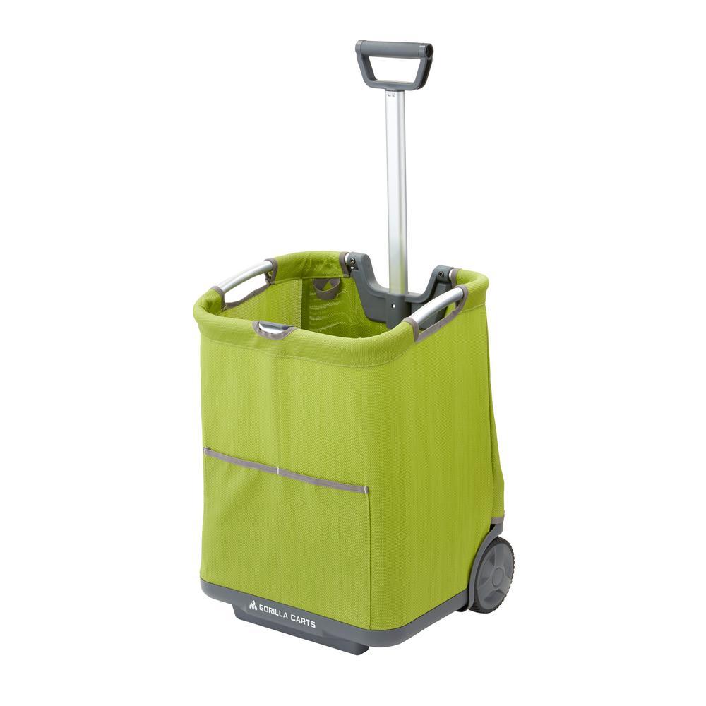GorillaCarts Gorilla Carts Soft-Sided Folding Cart