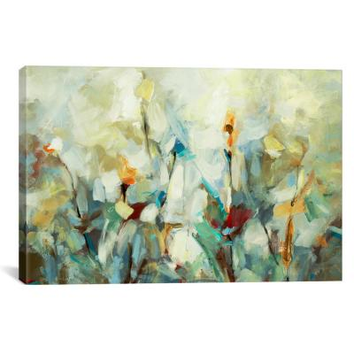 """Ode To Monet V"" by DAG, Inc. Canvas Wall Art"