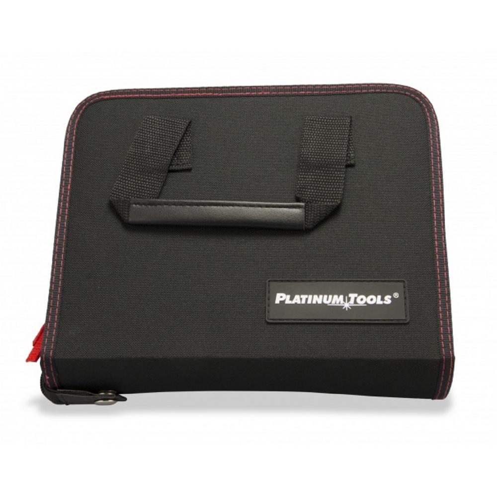 Nylon Zipper Tool Case with Handles