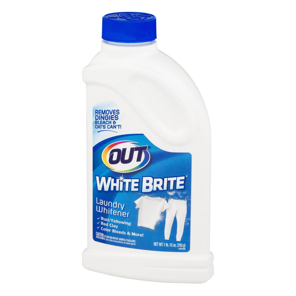 28 oz. White Brite Laundry Whitener and Stain Remover