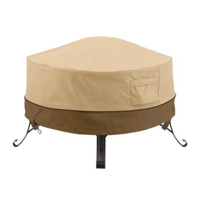 Veranda 36 in. Round Full Coverage Fire Pit Cover