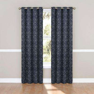 Patricia Blackout Grommet  Grommet Curtain Panel