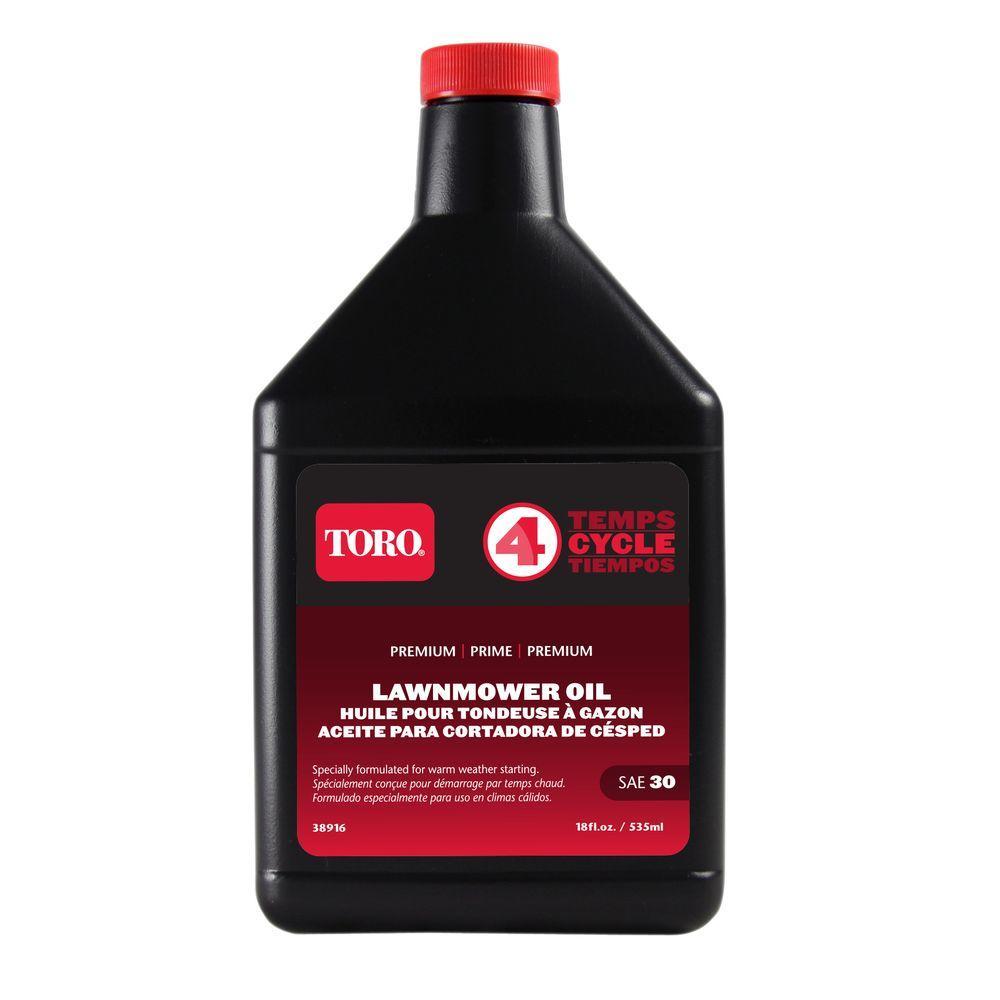 Toro SAE 30 18 oz. Summer Oil by Toro