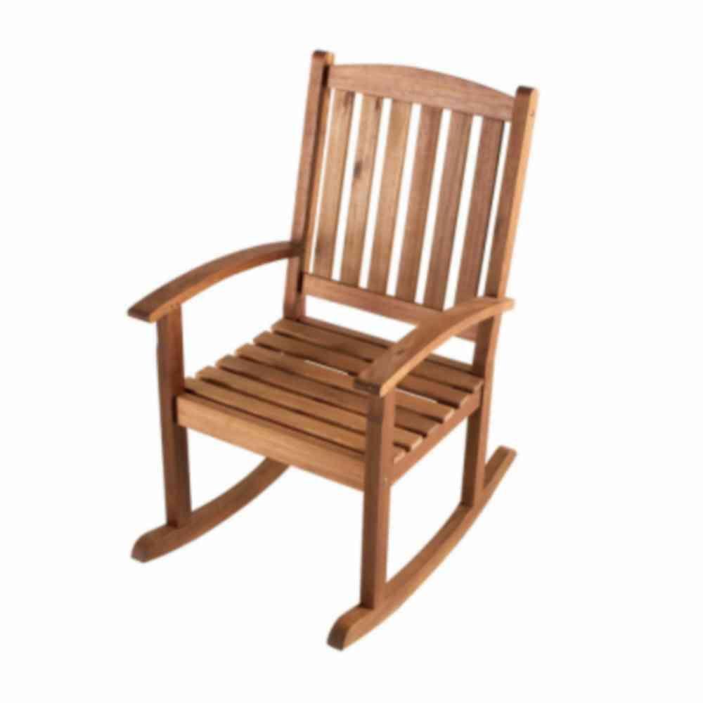 Martha Stewart Living Plum Island Patio Rocking Chair-DISCONTINUED