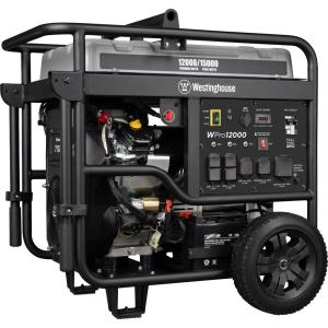 Westinghouse Pro 15,000/12,000-Watt Ultra Duty Gas Powered Portable on