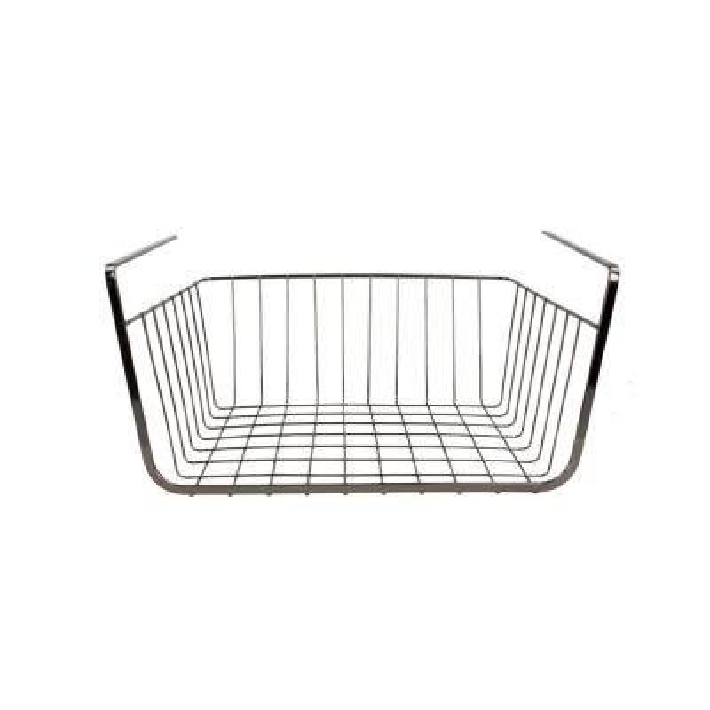 10.6 in. x 5.9 in. Small Equinox Under Shelf Basket