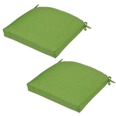 Fern Outdoor Seat Cushion (2-Pack)