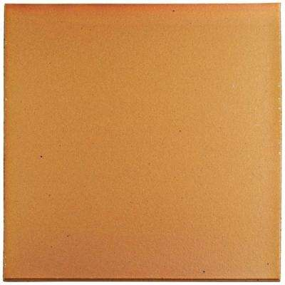 Klinker Natural 12-3/4 in. x 12-3/4 in. Ceramic Floor and Wall Quarry Tile (7.04 sq. ft. / case)