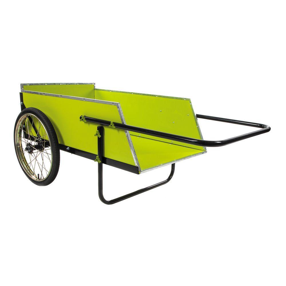 7 cu. ft. Heavy-Duty Garden and Utility Cart