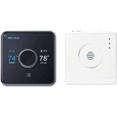Hub and Active Thermostat Heating and Cooling Pack