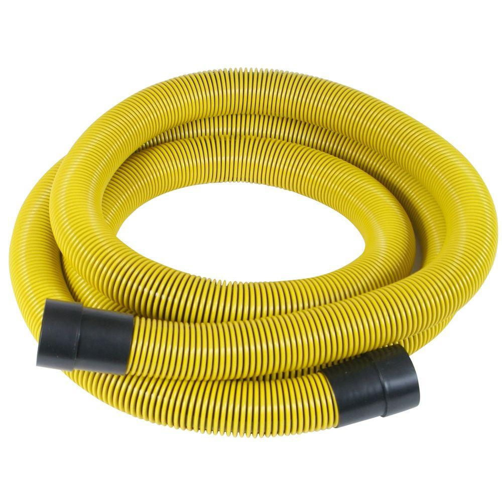 Home Depot Flexible Props : Gv ft central vacuum hose for any