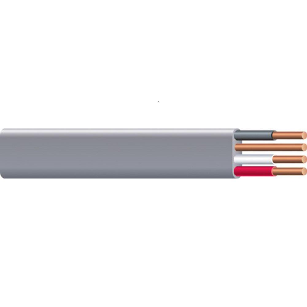 Southwire 100 Ft 10 3 Gray Solid Cu Uf B W G Wire 13059123 The Electrical Code Outdoor Wiring This Review Is Fromby Foot