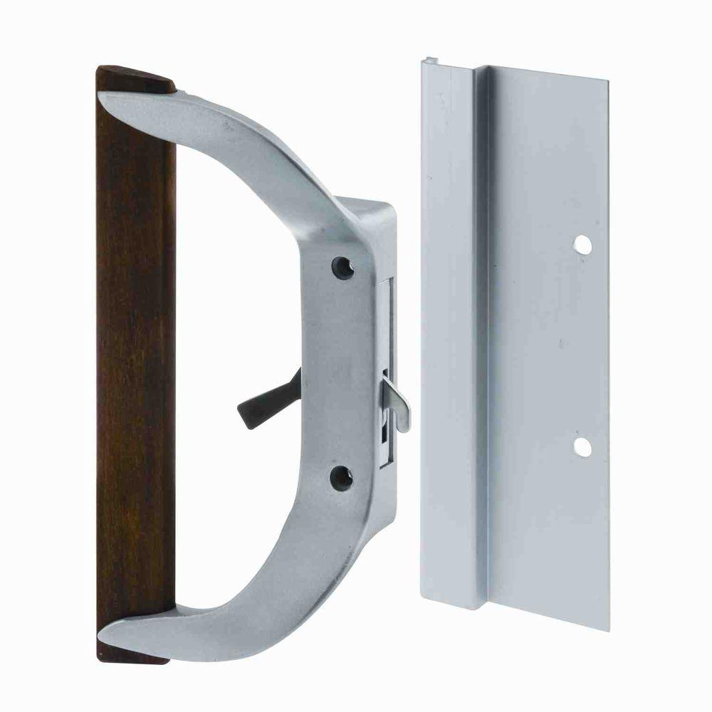 Prime-Line Aluminum Hook Style Latch for Cupples Patio Doors-DISCONTINUED
