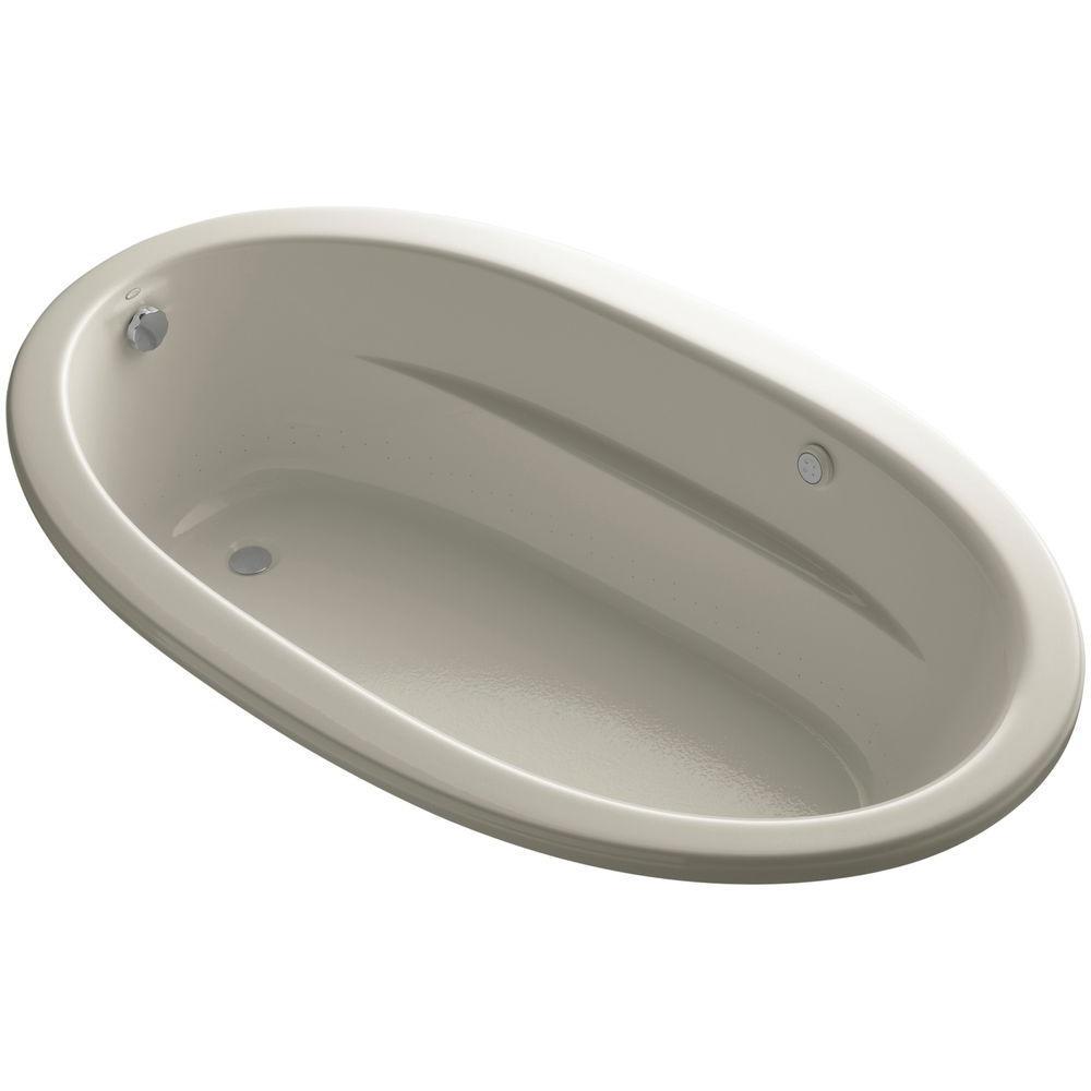Kohler Sunward 6 Ft Walk In Whirlpool And Air Bath Tub In