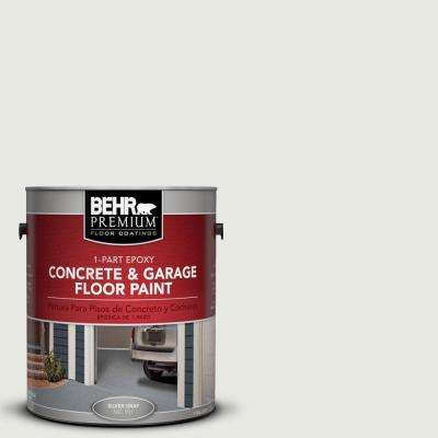 1-Gal. #PFC-66 Ice White 1-Part Epoxy Concrete and Garage Floor Paint