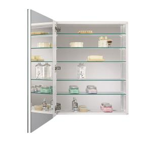 JENSEN Metro Deluxe Oversize 20 inch x 25 inch x 5 inch Frameless Recessed or... by JENSEN