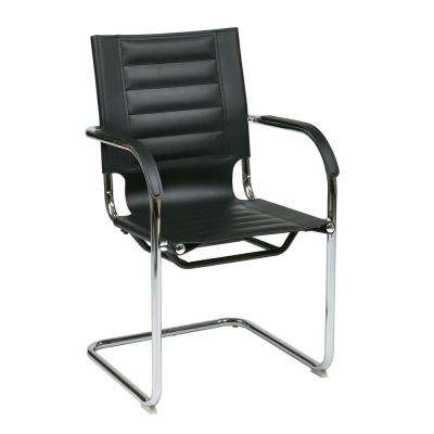 Black Trinidad Guest Chair