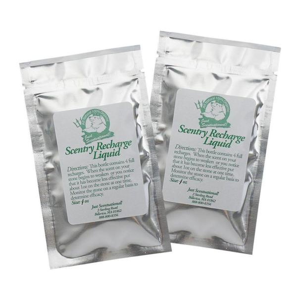 Recharge Scent for Repellent and Attractant Stones