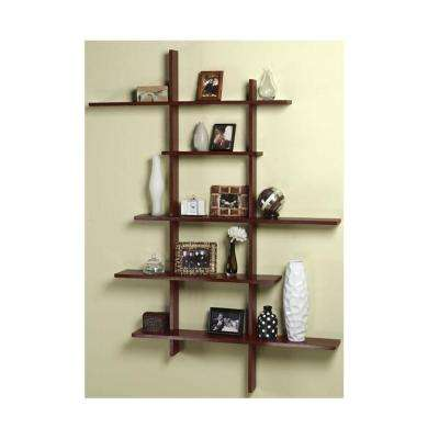 66 in. x 50 in. Deluxe Tall Display Shelf