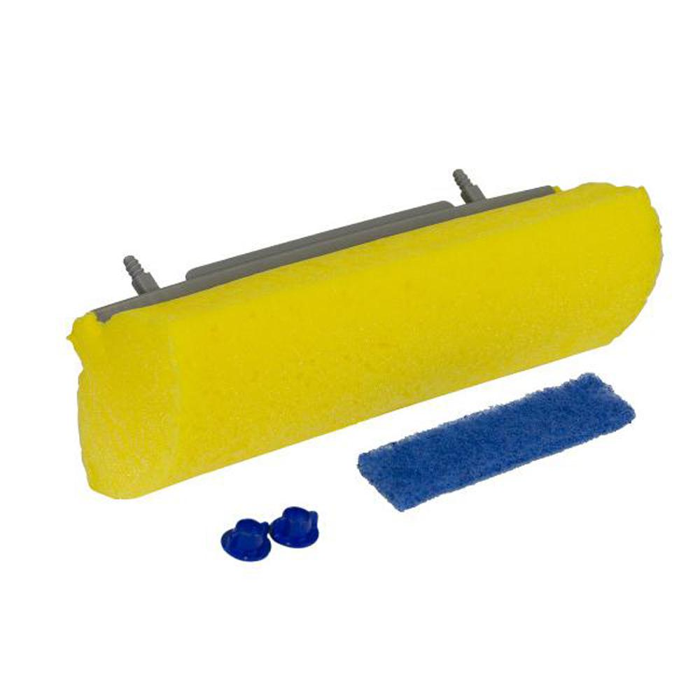 Quickie Automatic Roller Mop Head Refill 553mb12 The
