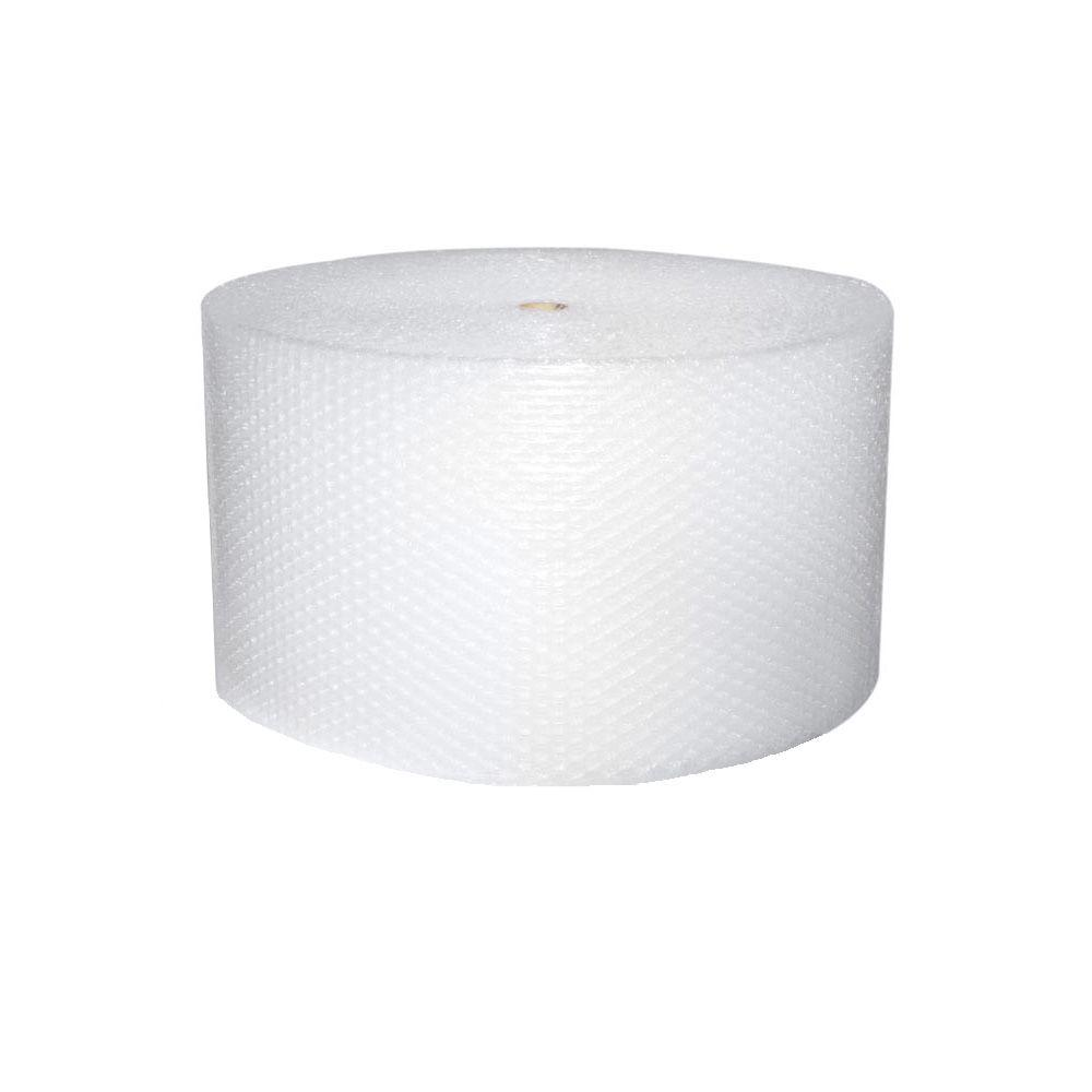null 3/16 in. x 24 in. x 300 ft. Perforated Bubble Cushion