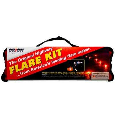 20 Minute Road Flare Kit (6-Pack)